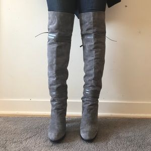 Kenneth Cole Over the Knee Boots
